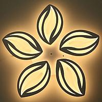 Đèn trần Led Luxury hiện đại siêu sáng có điều khiển từ xa dùng cho trang trí nhà cửa, quán cafe...