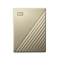 Ổ Cứng Di Động WD My Passport Ultra 4TB - Hàng Chính Hãng