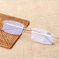 Kính lão thị viễn thị sẵn độ mắt cực sáng siêu dẻo nam nữ cực ôm chống uv KVP95JAPA cao cấp