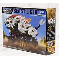 Chiến Binh Thú ZW25 Beast Liger (Thú Vương Đại Chiến Zoids)