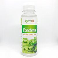 Gel Rửa Tay Khô Kháng Khuẩn Ecoclean Diệt 99,9% Vi khuẩn, Virus, Công thức ION Bạc Ag+ Khử Mùi Chiết Xuất Từ Cây Lô Hội An Toàn Cho Da - Dung Tích 100ml