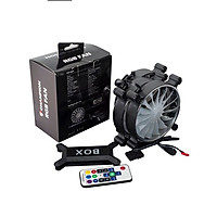 FAN CHANPION SLIM RGB (BỘ 3 FAN + HUB + REMOTE)