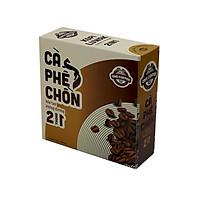 Cà Phê Chồn Hòa Tan Đặc Biệt 2 Trong 1 - ONE COFFEE (10 Gói - 140g )