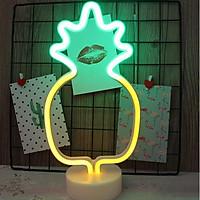 Đèn ngủ Neon Decor Quả Dứa
