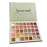 Bảng phấn mắt 35 màu Dazzle Colour World hãng SWEET MINT