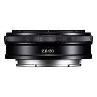 Lens Sony E 20mm F/2.8 - Hàng Chính Hãng