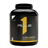 Whey từ 6 loại protein Rule 1 Pro6 Protein 56 servings