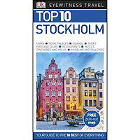 DK Eyewitness Top 10 Stockholm
