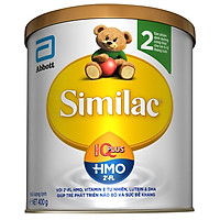 Sữa Bột Abbott Similac IQ2 HMO (400g)
