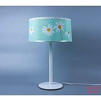 Đèn bàn gỗ hoa cúc Daisy, đèn trang trí nội thất, đèn để bàn phòng ngủ hàng chính hãng.