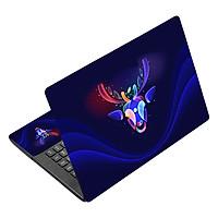 Miếng Dán Decal Dành Cho Laptop Mẫu Nghệ Thuật LTNT- 503