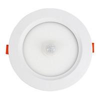 Đèn LED Panel - đèn âm trần thạch cao cảm biến bật tắt tròn Fawookidi PT301CB 9W