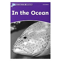 Dolphin Readers Level 4 In The Ocean Activity Book