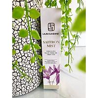 Xịt dưỡng Nhụy hoa nghệ tây Laura Sunshine Saffron Mist