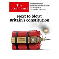 The Economist: Next to Blow: Britain's Constitution - 22.19