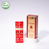 Hồng Sâm Stick Gold 10g x 10 stick/hộp (K JIN Red Ginseng Stick Gold) - Sante365 - Thực phẩm bảo vệ sức khỏe