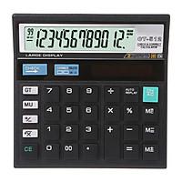 Máy tính cầm tay tài chính để bàn 12 chữ số với màn hình LCD lớn Nút bấm nhạy