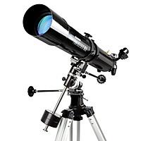 CELESTRON PowerSeeker 80EQ Hướng dẫn sử dụng kính viễn vọng zoom 45-225X German Equatorial 80mm