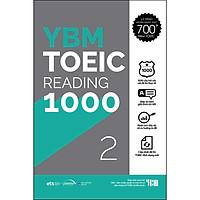 YBM Actual Toeic Tests RC 1000 - Vol 2