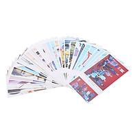 Bộ Postcard Ban Nhạc BTS - Answer (19 x 9.5 cm)