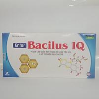 Men vi sinh - Enter Bacilus IQ bổ sung lợi khuẩn, cân bằng hệ vi sinh đường ruột, hỗ trợ miễn dịch cho trẻ - Hộp 20 ống