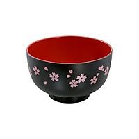 Chén cơm phong cách Nhật Bản  (Ø11×6.5cm) - Hàng nội địa Nhật Bản