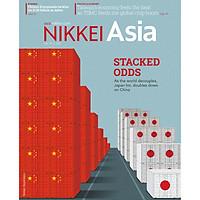 Nikkei Asian Review: Nikkei Asia - 2021: STACKED ODDS - 7.21, tạp chí kinh tế nước ngoài, nhập khẩu từ Singapore