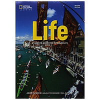 Life BRE Pre-Intermediate Student's Book With App Code + My Life Online Resource Pack
