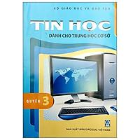 Tin Học Dành Cho THCS - Quyển 3 (2021)