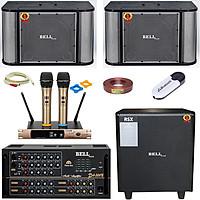 Bộ dàn nhạc karaoke PA - RM10II BellPlus (hàng chính hãng)