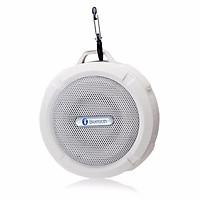 Loa Bluetooth 4.1 C6 Tích Hợp Mic Chống Nước IPX4 Cam