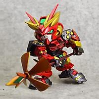 Đồ chơi lắp ráp SD/BB Gundam A006 Hồng Hài Nhi - AT Gundam Tây Du Ký New4all Journey to the West
