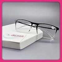 kính lão có độ sẵn 1-4 độ viễn thị gọng kính vuông ombre kính viễn thị kính làng