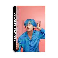 Bộ Lomo card V BTS album mới