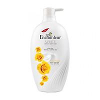 Sữa tắm trắng và dưỡng ẩm Enchanteur Charming nồng nàn duyên dáng White Creamy Body Wash 650gr