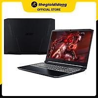 """Laptop Acer Nitro 5 AN515 57 50FT i5 11400H/16GB/512GB/4GB RTX3050/15.6""""F/144Hz/Balo/Win10/(NH.QD8SV.003)/Đen - Hàng chính hãng"""