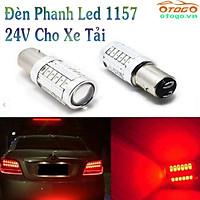 Đèn Phanh Led 1157 Cho ô tô Tải 24V