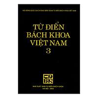 Từ Điển Bách Khoa Việt Nam Tập 3