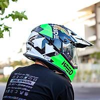 Mũ bảo hiểm Dual Sport LS2 MX436 PIONEER