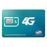 Sim 4G Viettel (20GB / Tháng) - Hàng chính hãng
