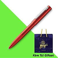 Bút Bi Nước Lamy Aion B&J Kèm Túi Giftset '' Sự Nghiệp Vững Vàng - Vươn Xa Biển Lớn '' Cao Cấp