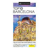 Top 10 Barcelona - Pocket Travel Guide (Paperback)