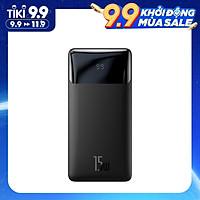 Pin Sạc Dự Phòng Baseus 15w 10000mah Pd 15w Dành Cho Iphone 12 Pro Samsung Thuận Tiện-Hàng Chính Hãng