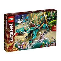LEGO NINJAGO 71746 Rồng Thần Jungle Của Lloyd (506 chi tiết)