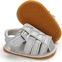 Summer Newborn Baby Boys Shoes PU Leather kids schoenen First Walkers Soft Soled  Infant Newborn Baby Toddler Prewalker Shoes