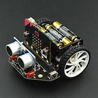 Mô hình Robot Maqueen sử dụng micro:bit (không kèm kit micro:bit)