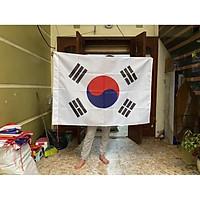 Cờ Hàn quốc 1x1,5m in cờ Hoàng Gia, cờ các nước tuỳ chọn 1x1,5m