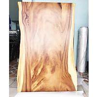 Mặt bàn gỗ me tây ghép tự nhiên rộng 88cm dài 1.5m