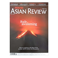 Nikkei Asian Review: RUDE AWAKENING - 14