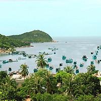 Tour Đảo Bình Hưng - Vịnh Vĩnh Hy 2N2Đ, Resort 2 Sao, Tiệc BBQ Hải Sản Có Tôm Hùm, Khởi Hành Tối Thứ 6 Hàng Tuần